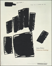 Jenny Holzer : Redaction Paintings