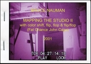 Mapping the Studio II : With Color Shift, Flip, Flop & Flip / Flop (Fat Chance John Cage) / 2001