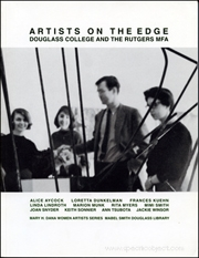 Artists on the Edge : Douglass College and the Rutgers MFA