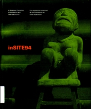 InSite 94 : A Binational Exhibition of Site-Specific Art