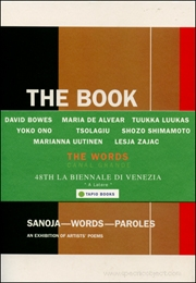 The Book : Sanoja / Words / Parols