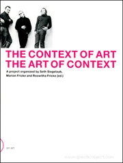 The Context of Art, The Art of Context : 1969 - 1992 Project