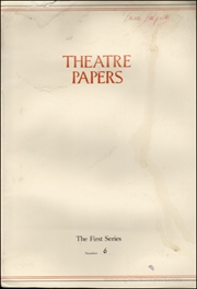 Theatre Papers : The First Series