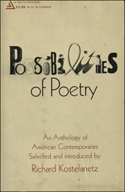 Possibilities of Poetry : An Anthology of American Contemporaries