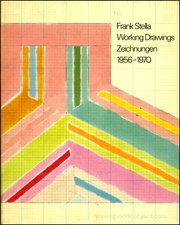Working Drawings / Zeichnungen 1956 - 1970