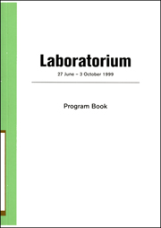 Laboratorium : Program Book