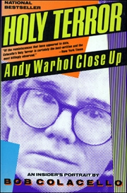 Holy Terror : Andy Warhol Close Up