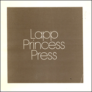 Lapp Princess Press