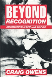Beyond Recognition : Representation, Power, and Culture