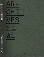 Christian Boltanski : Archives 01
