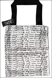 Boring Art Book Bag