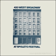 420 West Broadway at Spoleto Festival / 33 Artists Shown