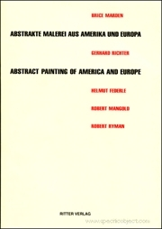 Abstrakte Malerei aus Amerika und Europa / Abstract Painting of America and Europe