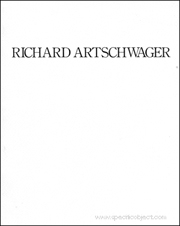 Richard Artschwager : New Works
