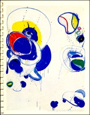 Sam Francis : Exhibition of Oil Paintings and Coloured Drawings From 1962 to 1966 Done in Tokyo and Los Angeles