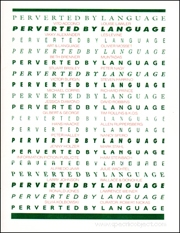Perverted by Language