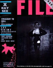FILE Megazine : X Ray Sex