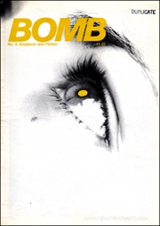 BOMB Magazine : Sculpture and Fiction