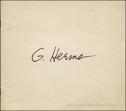 George Herms : Selected Works, 1960 - 1972
