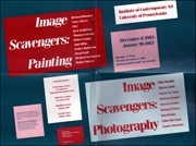 Image Scavengers : Painting / Image Scavengers : Photography