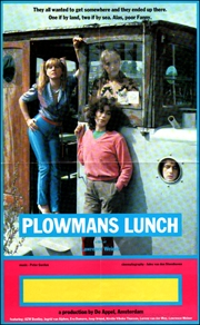Lawrence Weiner : Plowmans Lunch