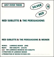 Ned Sublette & The Persuasions & Weiner