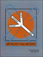 Anthology Film Archives January - March 2005 Film Program