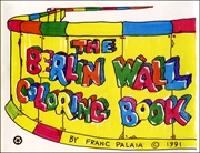 The Berlin Wall Coloring Book