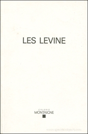 Les Levine : Oeuvres 1988 - 1989