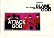 Blame God : Billboard Projects