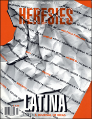 Heresies : A Feminist Publication on Art & Politics / Latina Issue