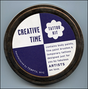 Creative Time : Tattoo Kit