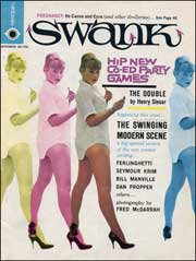 Swank : The Swinging Modern Scene