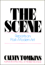 The Scene : Reports on Post-Modern Art