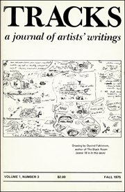 Tracks : A Journal of Artists' Writings