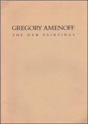 Gregory Amenoff : The New Paintings