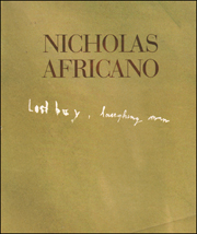 Nicholas Africano, Lost Boy; Laughing Man