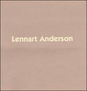 Lennart Anderson : Paintings