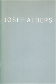 Josef Albers : White Embossings On Gray