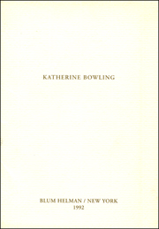Katherine Bowling : Paintings