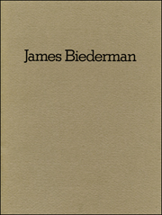 James Biederman : Recent Work, 1986 - 87