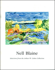 Nell Blaine : Selections from the Arthur W. Cohen Collection