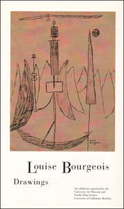 Louise Bourgeois : Drawings