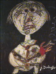 Jean Dubuffet : The First Two Decades (1943 - 1963)