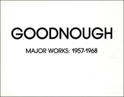 Goodnough : Major Works : 1957 - 1968