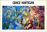 Grace Hartigan : New Paintings