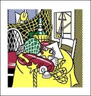 Roy Lichtenstein : Six Still Lifes