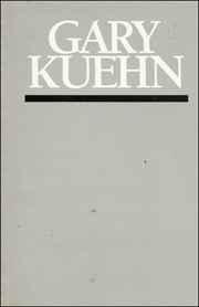 Gary Kuehn : Sculpture, 1963 - 1985