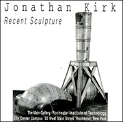 Jonathan Kirk : Recent Sculpture