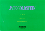 Jack Goldstein : New Work